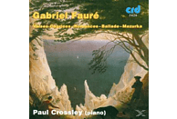 Paul Crossley - Faure Klavierwerke [CD]