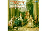 The Chilingirian Quartet - Mozart:Die Haydnquartette Vol.1 [CD]