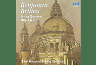 Alberni String Quartet - Britten:Streichquartette 2+3 [CD]