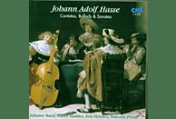 BAIRD/HADDEN/HEADLEY/PROUD - Hasse Cantatas [CD]