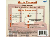 Martin Roscoe - Clementi Piano Sonatas [CD]