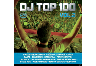 VARIOUS - DJ Top 100 Vol.2 - (CD)