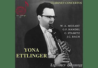 Yona Ettlinger - Ettlinger Vol.1  - (CD)
