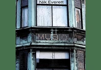 Nik Everett - Music  - (CD)