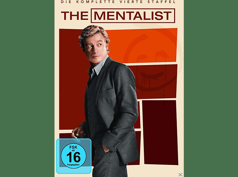 Mentalist - Die komplette 4. Staffel [DVD]