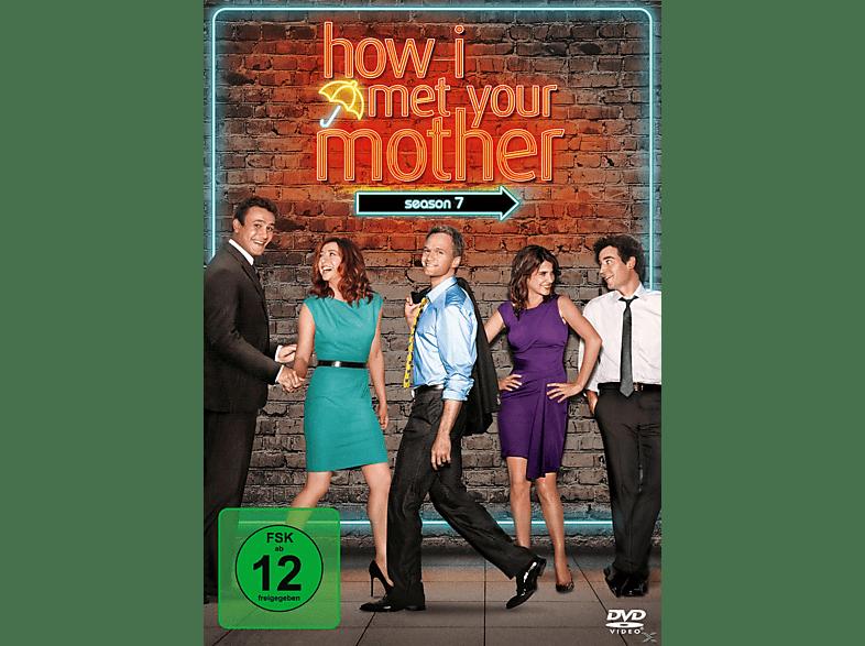 How I Met Your Mother - Staffel 7 [DVD]