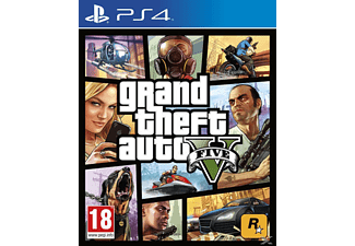 PS4 Grand Theft Auto V (GTA V)