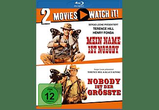Mein Name ist Nobody / Nobody ist der Größte Blu-ray