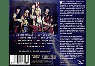 Krokus - The Blitz (Lim.Collector's Edition)  - (CD)