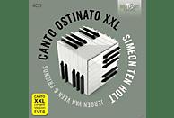 Aart Bergwerff, Marcel Bergmann, Jeroen Van Veen - Canto Ostinato Xxl [CD]