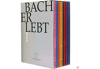 CHOR & ORCHESTER DER J.S. BACH-STIF - Bach Er Lebt I  - (DVD)