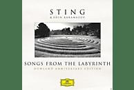 Sting, Edin Karamazov - Songs From The Labyrinth [CD + DVD Video]