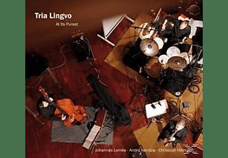 Johannes & Tria Lingvo (lemke - At Its Purest  - (CD)