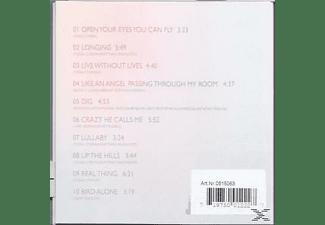 Tossia Corman - Up The Hills  - (CD)