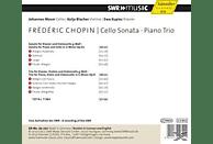 Eva Kupiec, Johannes Moser, Kolja Blacher - Cellosonate g-Moll op.65 / Klaviertrio g-Moll op.8 [CD]