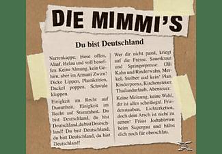 Mimmis - Du Bist Deutschland Ep  - (CD)