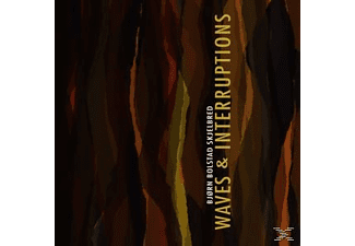 Eirik Raude, Ida Bryhn, Tom Ottar Andreassen, Thomas Kjekstadt - Waves & Interruptions  - (Blu-ray Audio)