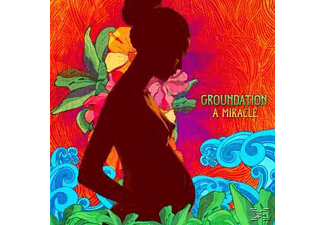 Groundation - A Miracle  - (CD)