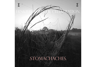 Frnkiero Andthe Cellabration - Stomachaches - (CD)