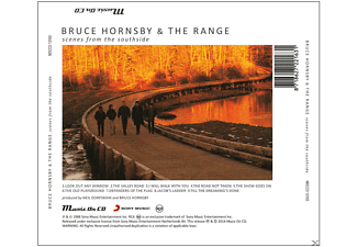 Bruce Hornsby & The Range - Scenes From The Southside  - (CD)