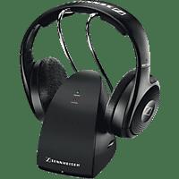 SENNHEISER RS 118-8 EU, On-ear Kopfhörer Schwarz