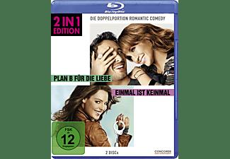 Plan B für die Liebe / Einmal ist keinmal - 2 in 1 Edition Blu-ray