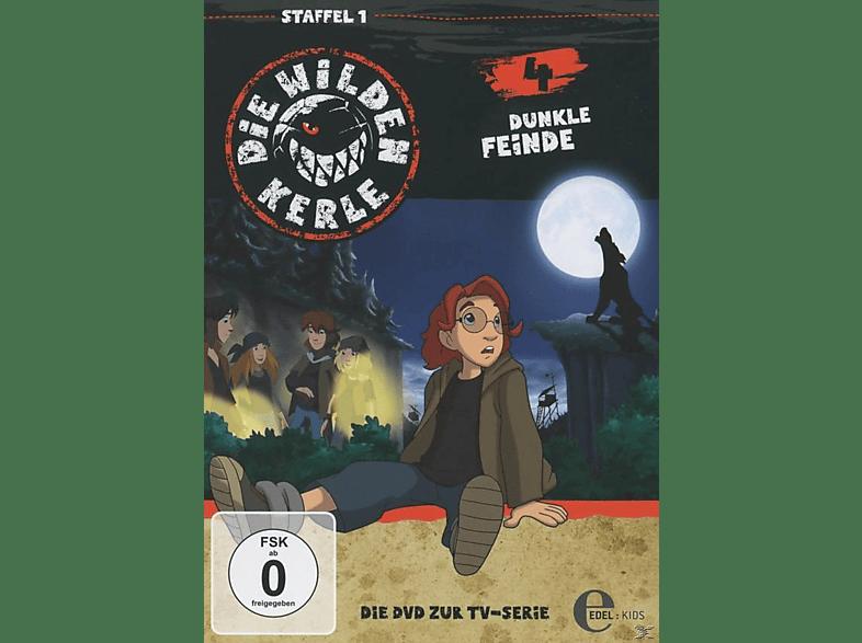 004 - Die wilden Kerle - Dunkle Feinde [DVD]