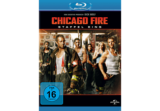 Chicago Fire - Staffel 1 - (Blu-ray)