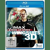Wingsuits 3D - IMAX Xtreme Air Sports [3D Blu-ray]