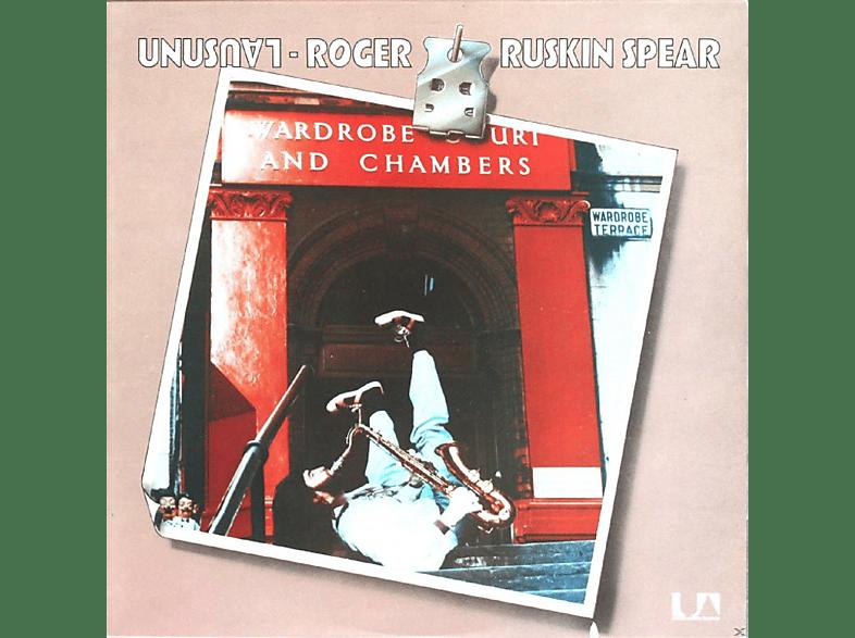 Roger Ruskin Spear - Unusual (Remastered Edition) [CD]