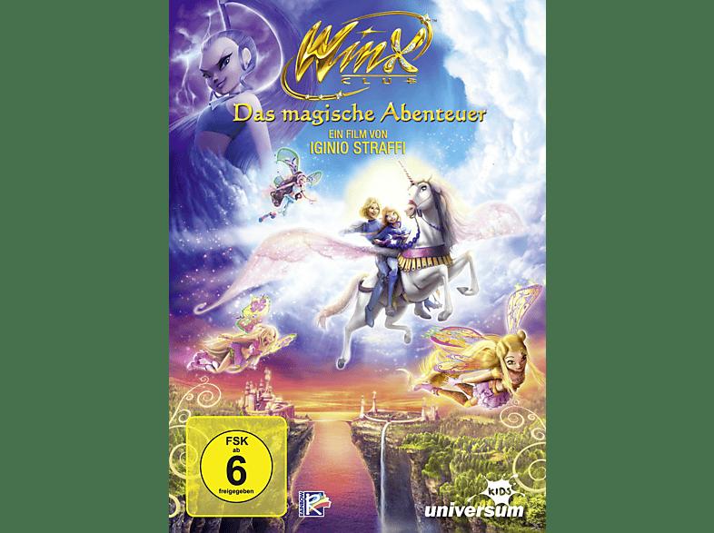 Winx Club - Das magische Abenteuer [DVD]