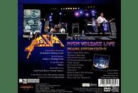 Asia - High Voltage (Digipak) [CD]