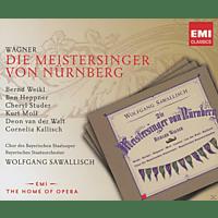 Ben Heppner, Cheryl Studer, Kurt Moll, Deon Van Der Walt, Cornelia Kallisch, Chor Der Bayerischen Staatsoper, Weikl Bernd - Die Meistersinger Von Nürnberg [CD]