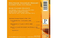 Swiss Chamber Soloists - Kammermusik mit Bläsern [CD]