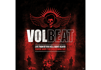 Volbeat - LIVE FROM BEYOND HELL/ABOV [CD]