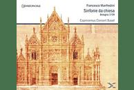 Barczi/Borhi - Sinfonie Da Chiesa Op.2 [CD]