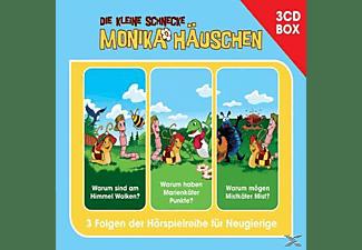 - Die kleine Schnecke Monika Häuschen Box 02  - (CD)