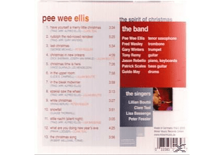 Pee Wee Ellis - The Spirit Of Christmas  - (CD)