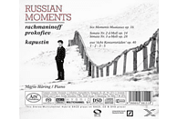 Mario Häring - Russian Moments-Werke für Klavier [SACD Hybrid]