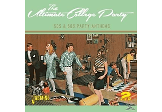 VARIOUS - Ultimate College Party  - (CD)