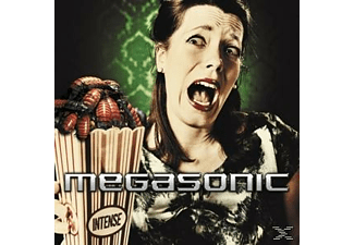 Megasonic - Intense  - (CD)