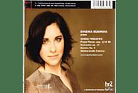 Evgenia Rubinova - Klavierstücke Opp.12 & 96 / Sarkasms Op. 17 / Sonata No. 4 / Sheherazade Fantasy [CD]