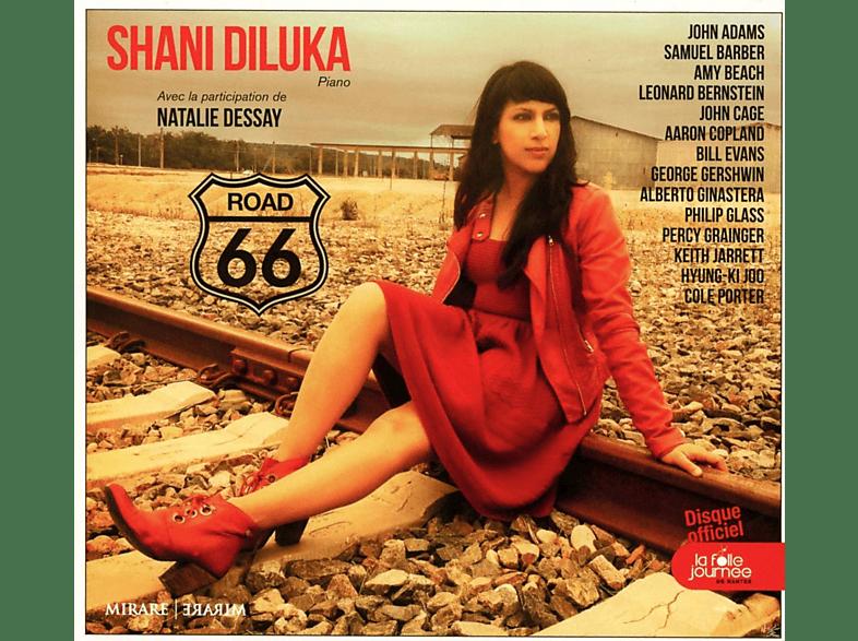 Shani Diluka - Road 66 [CD]