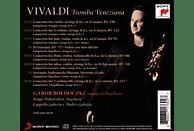 Andres Gabetta, Cappella Gabetta - Tromba Veneziana [CD]