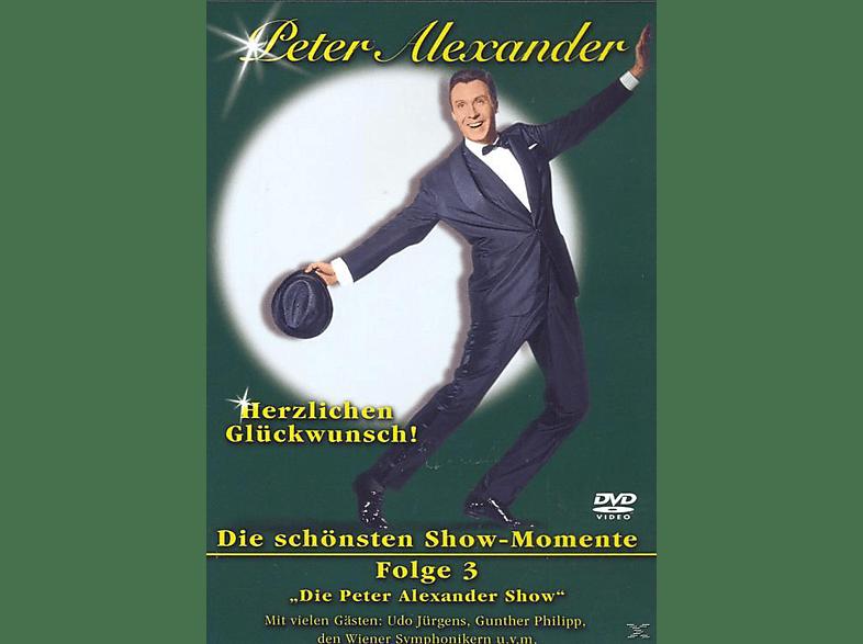 Peter Alexander - HERZLICHEN GLÜCKWUNSCH!-/3 [DVD]