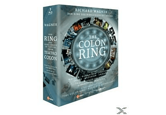 Watson/Rasilainen, Roberto/teatro Colón Paternostro - The Colón Ring  - (Blu-ray)