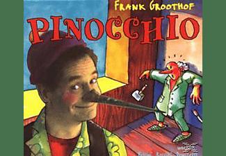 Frank Groothof - Pinocchio  - (CD)