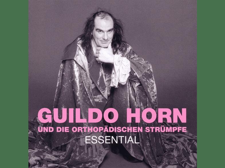 Guildo Horn, Die  Orthophädischen Strümpe - Essential [CD]