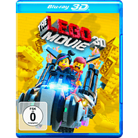 The LEGO Movie (3D Blu-ray + Blu-ray) [3D Blu-ray (+2D)]