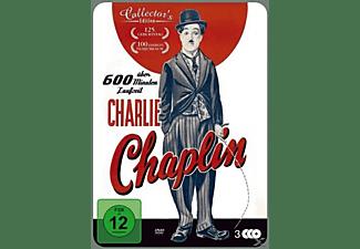 Charlie Chaplin - 3 DVD (612 Minuten) Metal Box DVD
